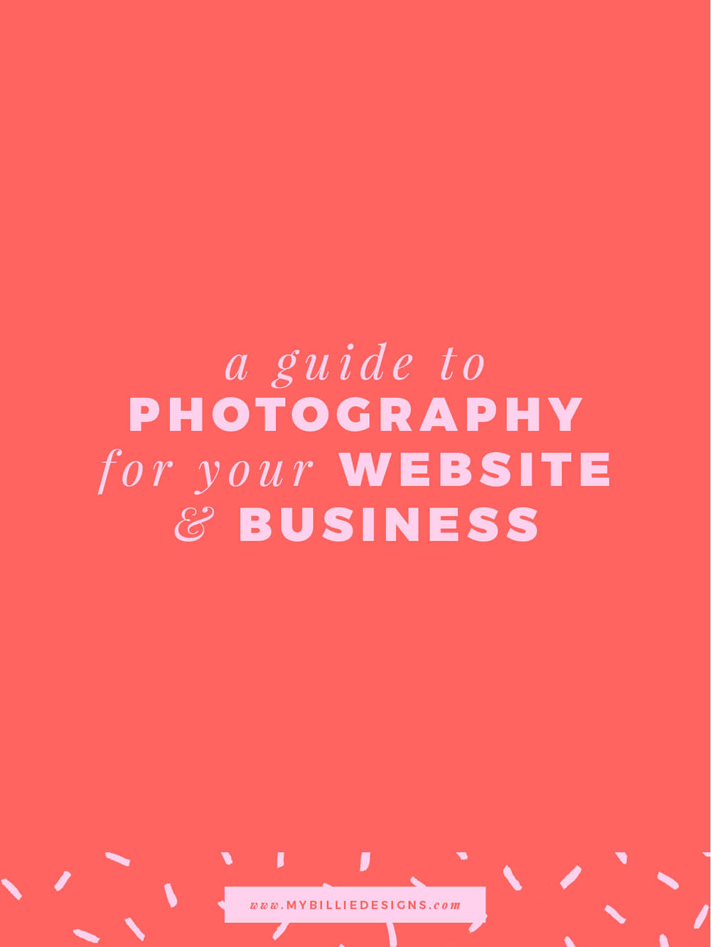 A Guide To Photography For Your Website And Business