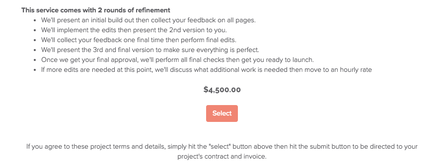 Automate your proposal process with Dubsado
