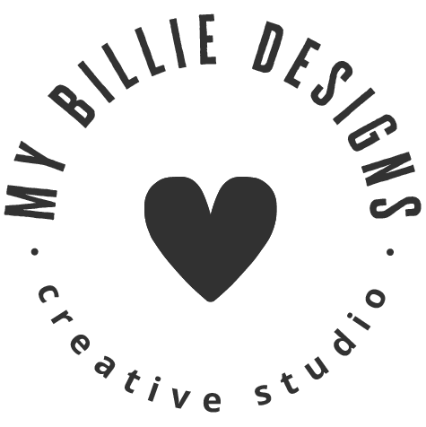 My Billie Designs | Minneapolis Graphic Design + Squarespace Studio