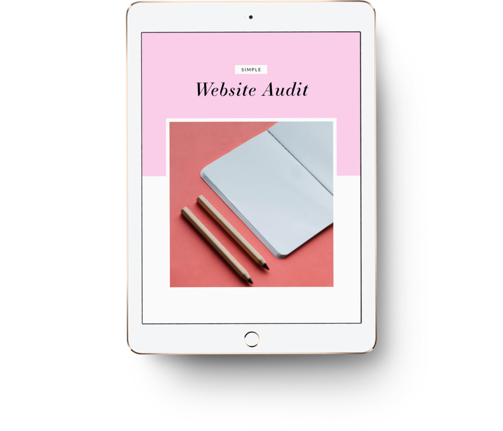 Free and simple website audit