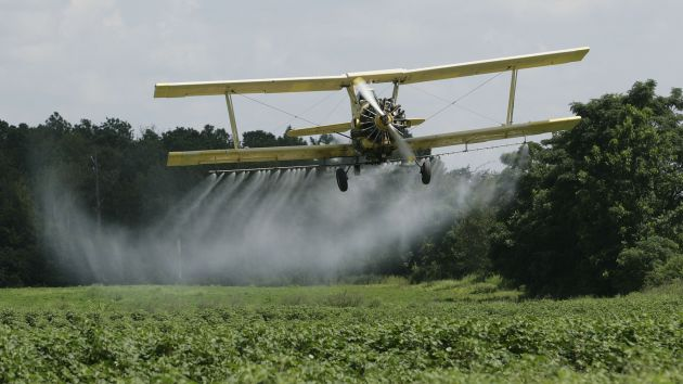 Like pesticides? Trump's got the right man for you. Dave Martin/AP Photo