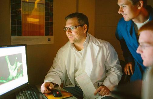 Russell Schwarte, PhD; Biology