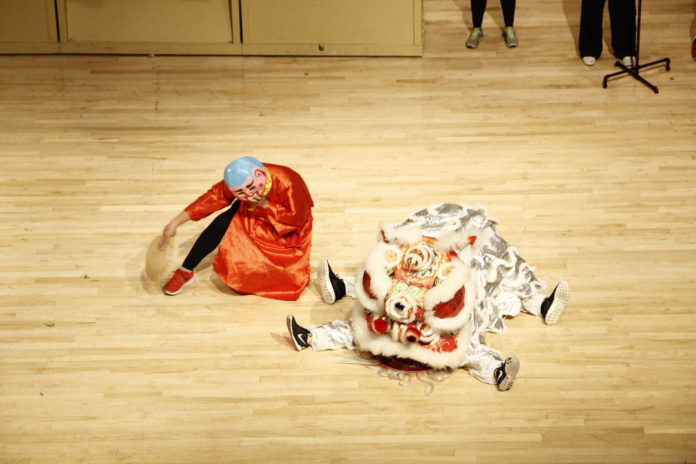 Duoc Su Lion Dancers