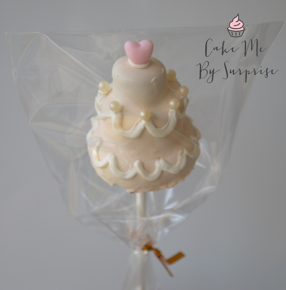 Wedding Cake Pop £3.80 each