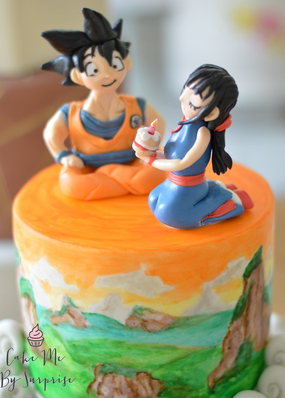 Goku Dragon Ball Birthday Cake.jpg