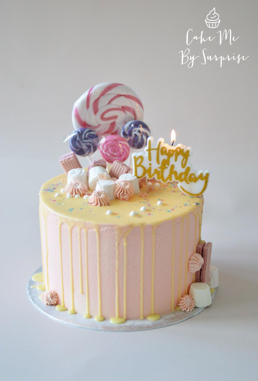 Sweet Shop Birthday Cake Cake Me By Surprise