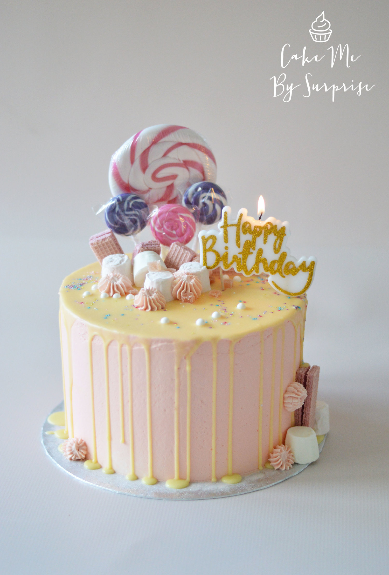 Sweet Shop Birthday Cake — Cake Me By Surprise