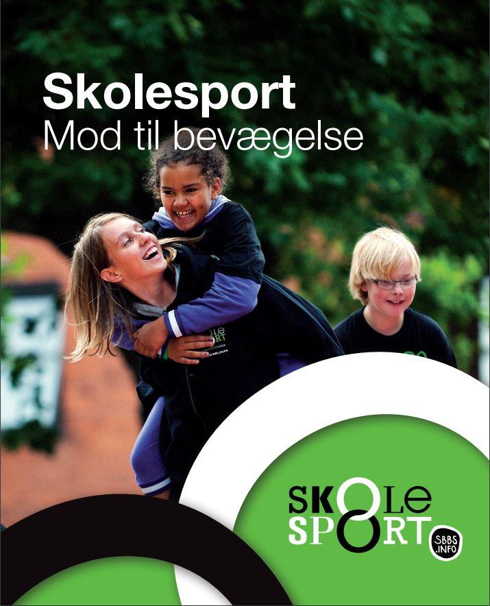 I 2016 fik Skolesport en ny præsentationsfolder, og heri introduceres bl.a. arbejdet med motorik. -