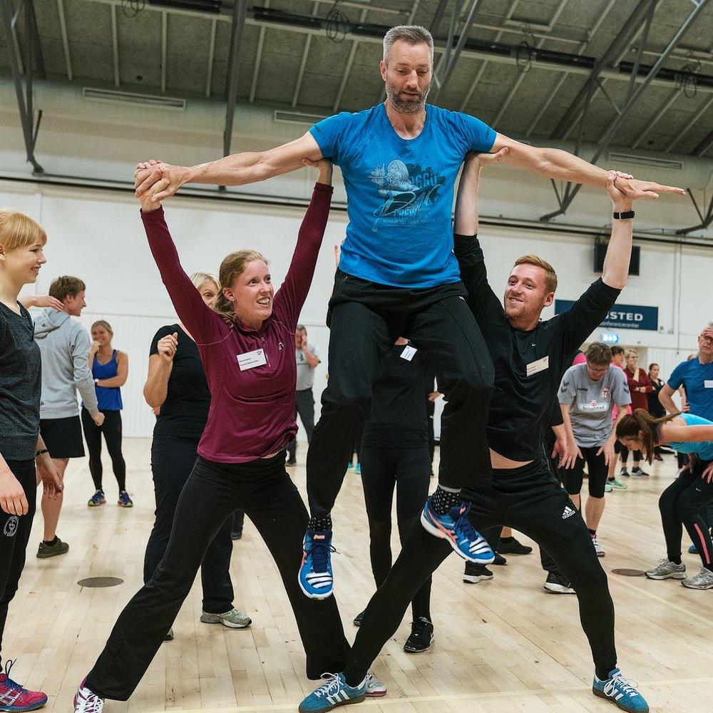 Idrætslærernes Forum 2017 tiltrak idrætslærere fra hele landet.