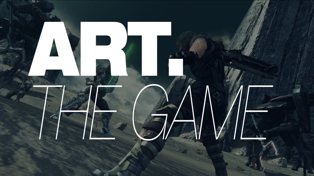 art the game