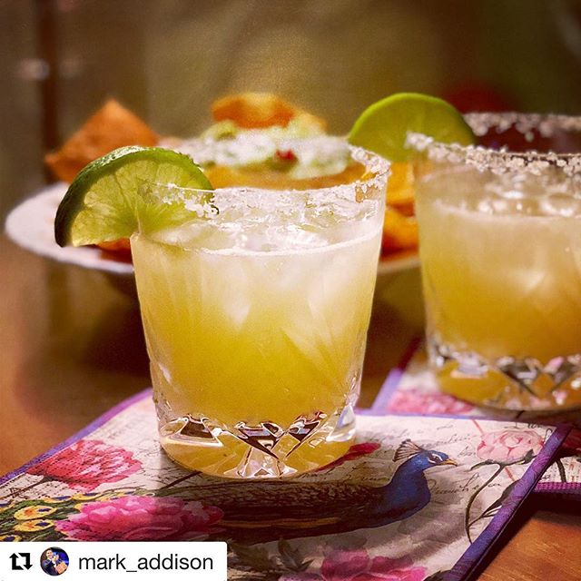 Who's down for a margarita? #flake #salt #falksalt #margarita #tuesday @mark_addison
