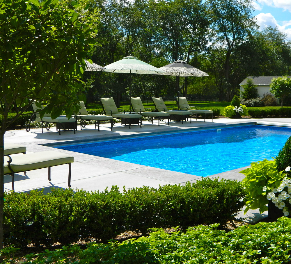 swimming pool concrete pavers in mars, pa