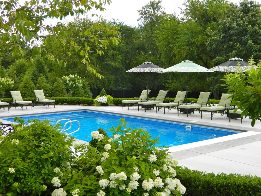 swimming pool deck mars, pa