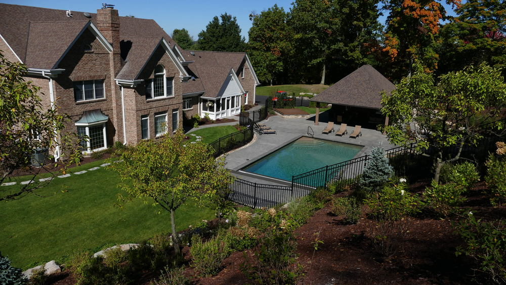 landscaping pool sewickley, pa