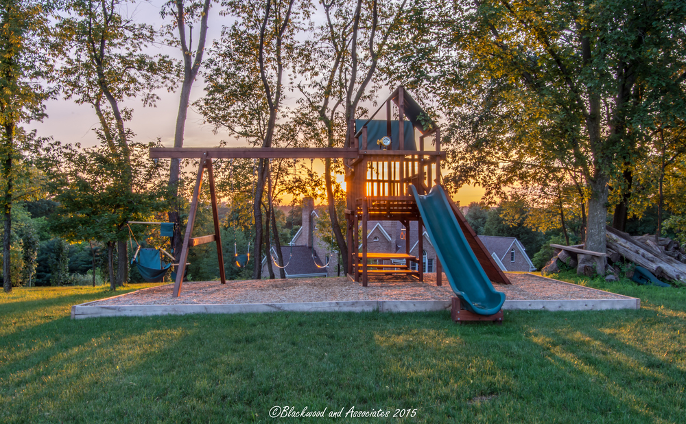 kids swingset in sewickley, pa