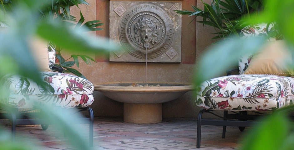 custom water fountain in greensburg, pa