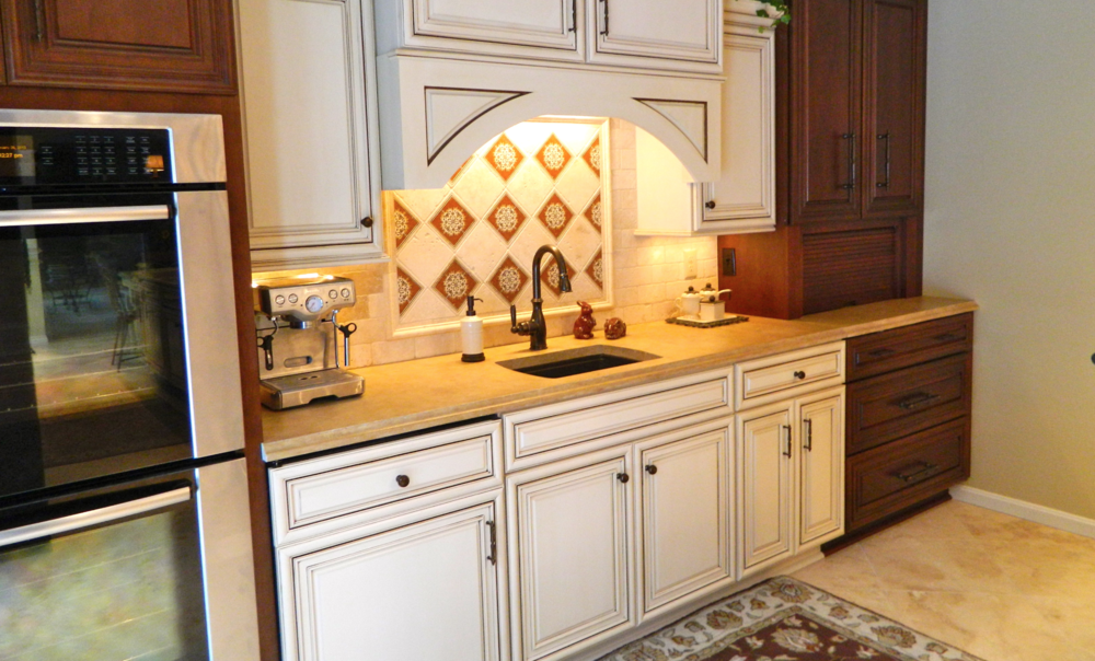 white kitchen cabinets in canonsburg, pa