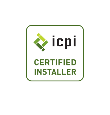 ICPI certified installer for landscaping in greensburg, pa
