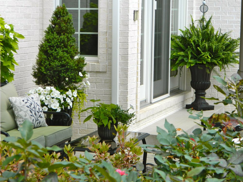 Landscape Design project in Mars, PA by The Blackwood Group