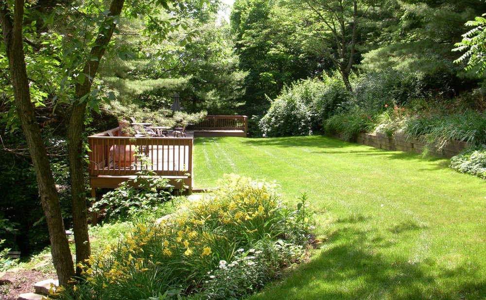 The Blackwood Group Landscape Design Project in Upper St. Clair, PA