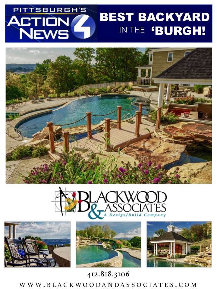 The Blackwood Group in PA Featured in Pittsburghs Action News Best Backyard