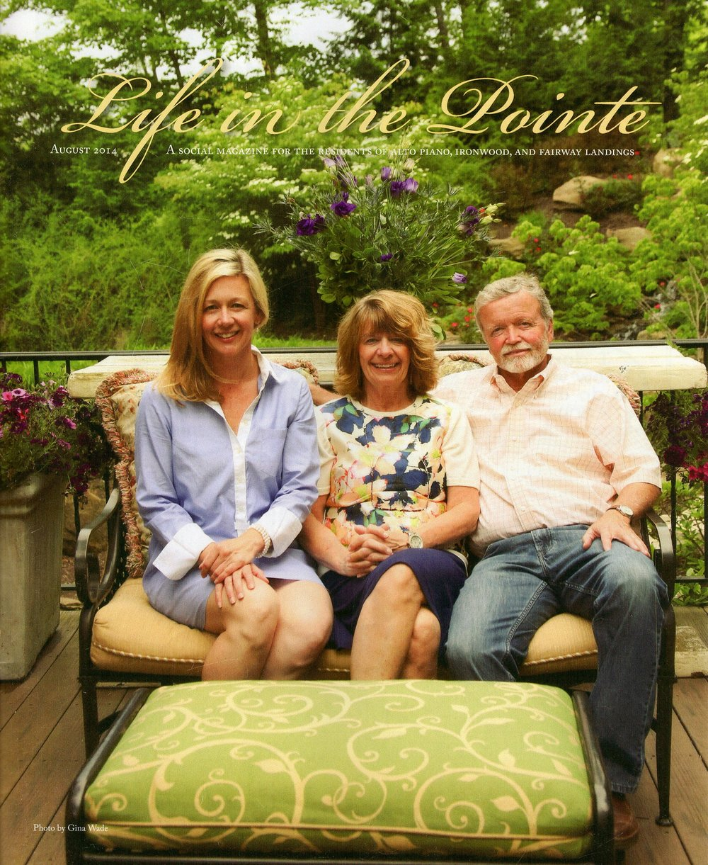 The Blackwood Group in PA Life in the Pointe