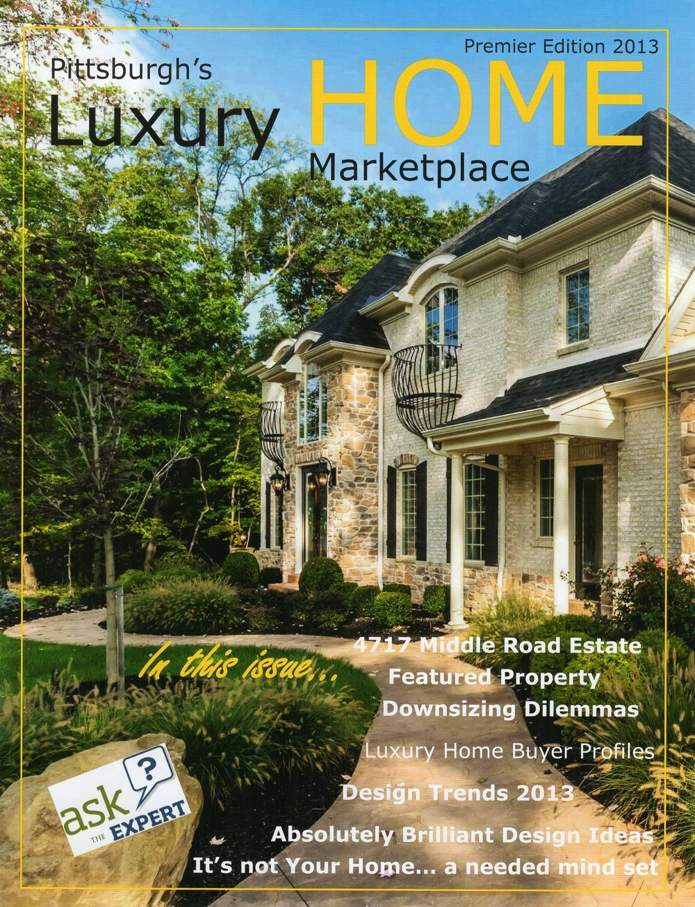 The Blackwood Group in PA Luxury Home