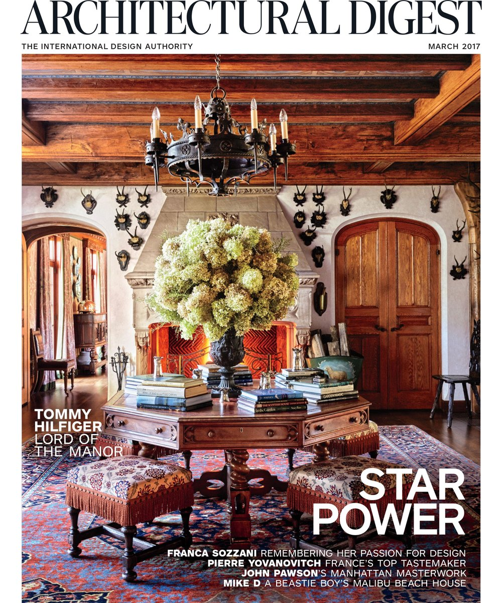 The Blackwood Group in PA Featured in Architectural Digest