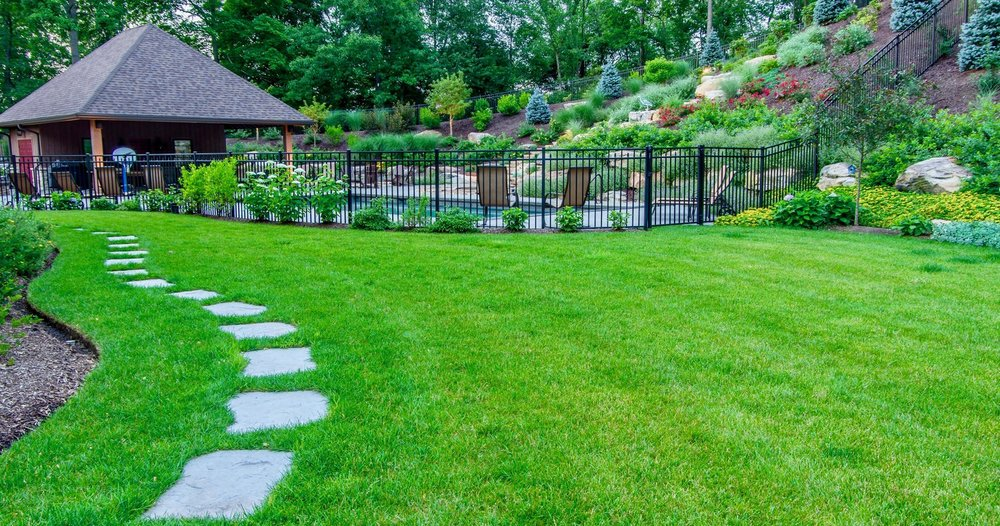 Landscape Design project in Sewickley Heights, PA