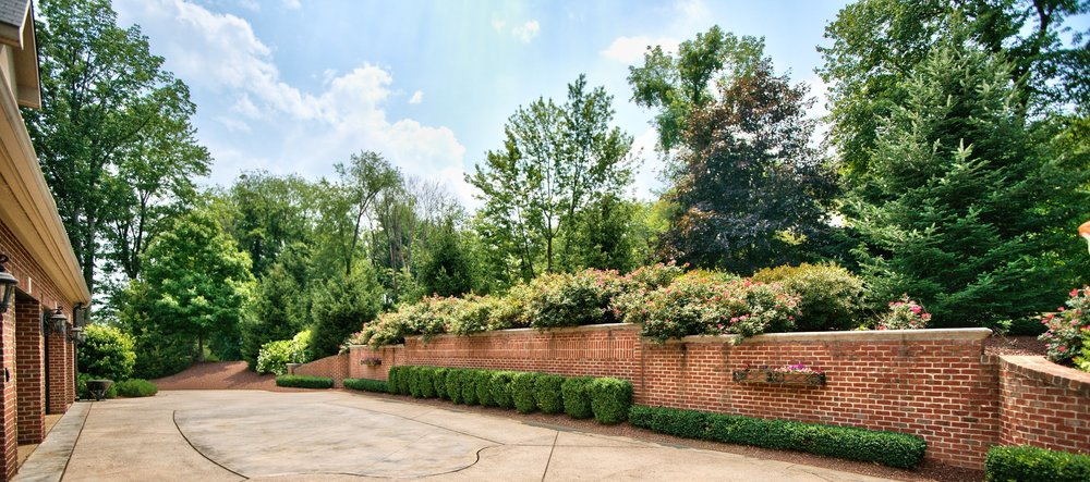 Landscape Design project in Hampton by The Blackwood Group