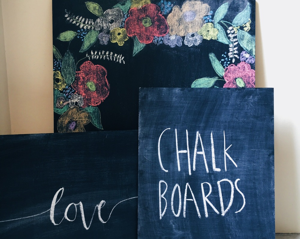 D03 Chalk Boards
