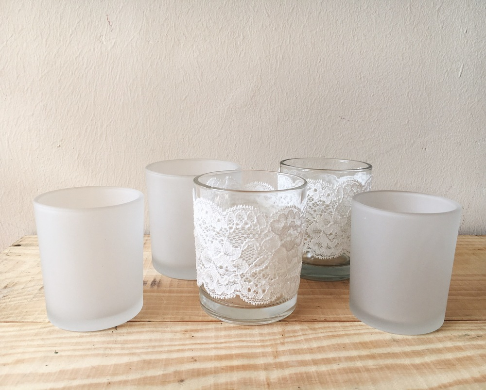 G07 Assorted Tealight Votives