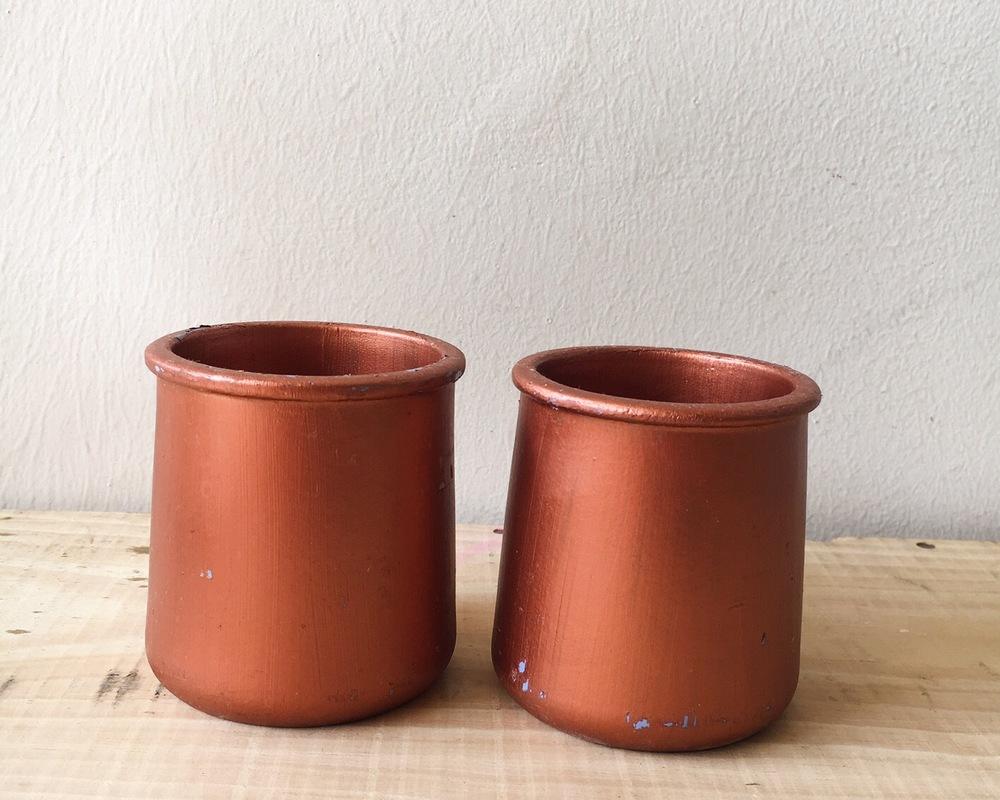 dessert table painted ceramic jars 3.JPG