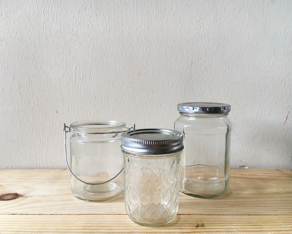 G03 Assorted Jars Set