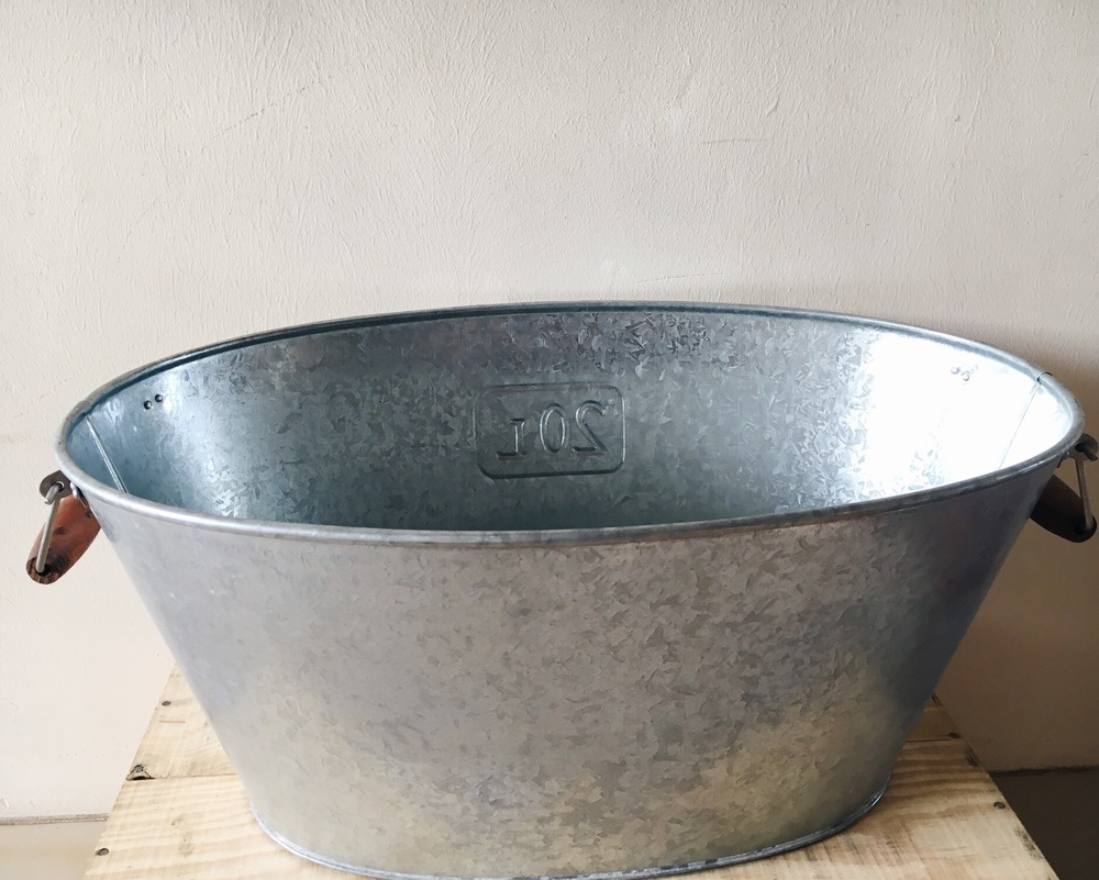 dessert table metal galavanized tub 4.JPG