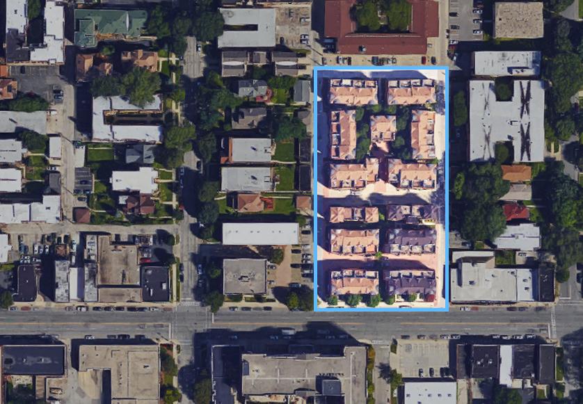 Madison Ave Assemblage, Oak Park, IL
