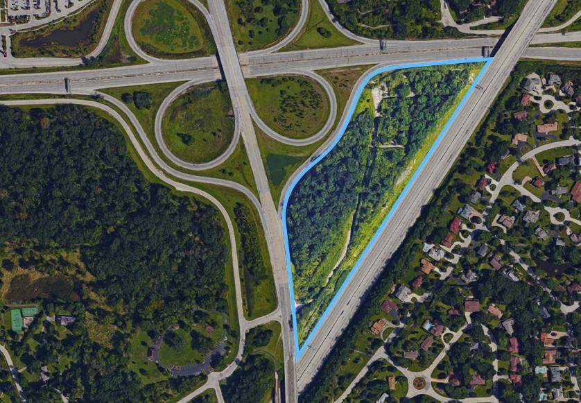 Land Purchase & Redevelopment Plan, Oak Brook, IL
