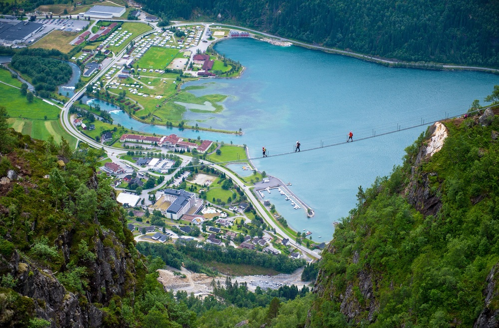 Sverre Hjørnevik/Fjord Norway