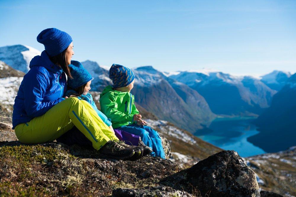 Skredfjellet. Foto: Bård Basberg