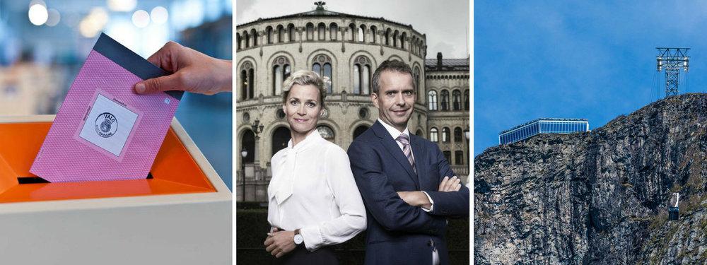 Foto: Julia Naglestad/NRK, Stortinget og Bård Basberg