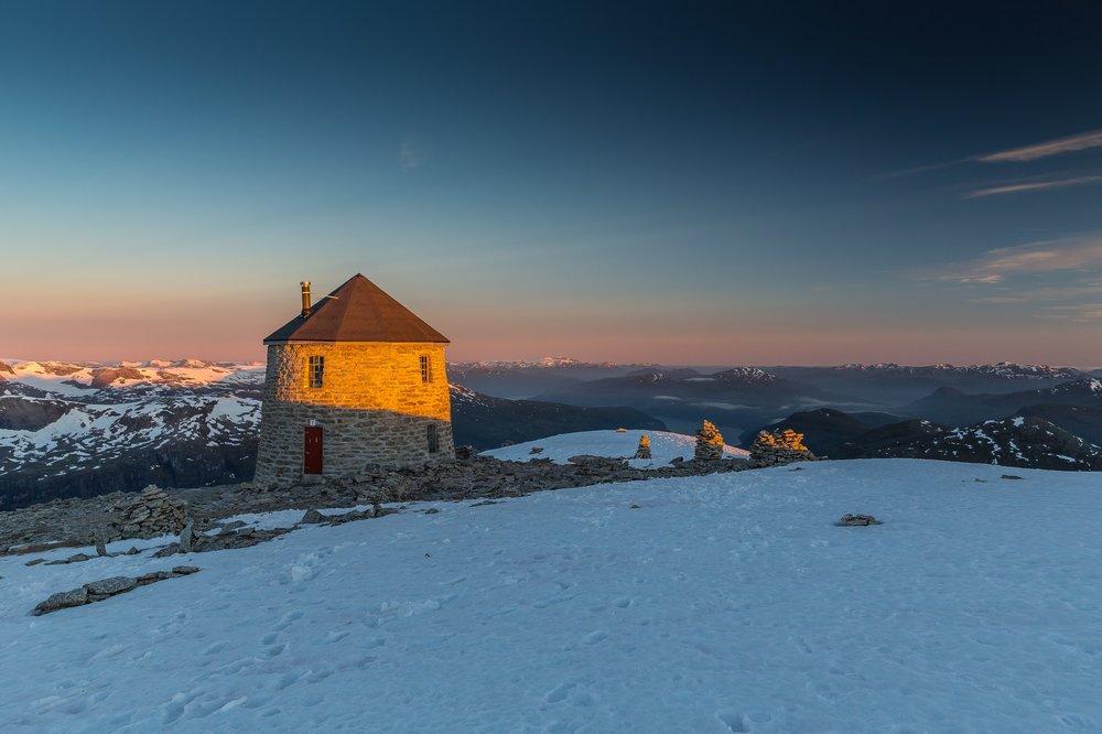 Skåla. Foto: Nordlandsblog