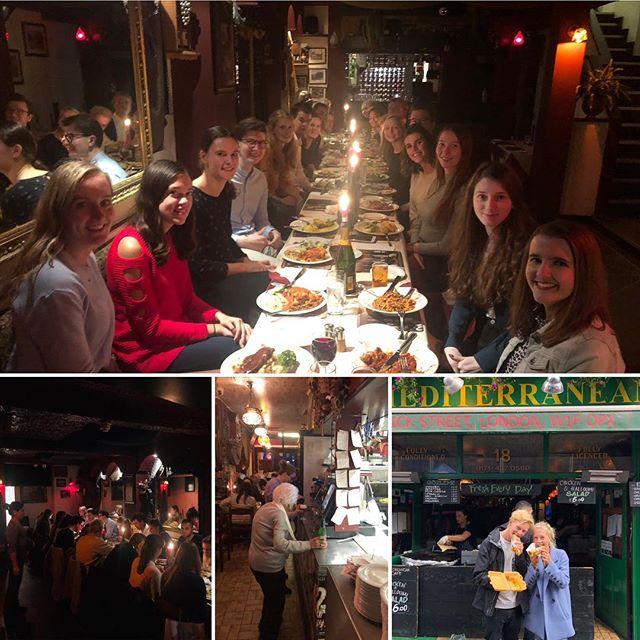 Another beautiful night #at #medcafesoho #greatfood #latenight #fun #drinks #berwickstreet #soho #london #❤️