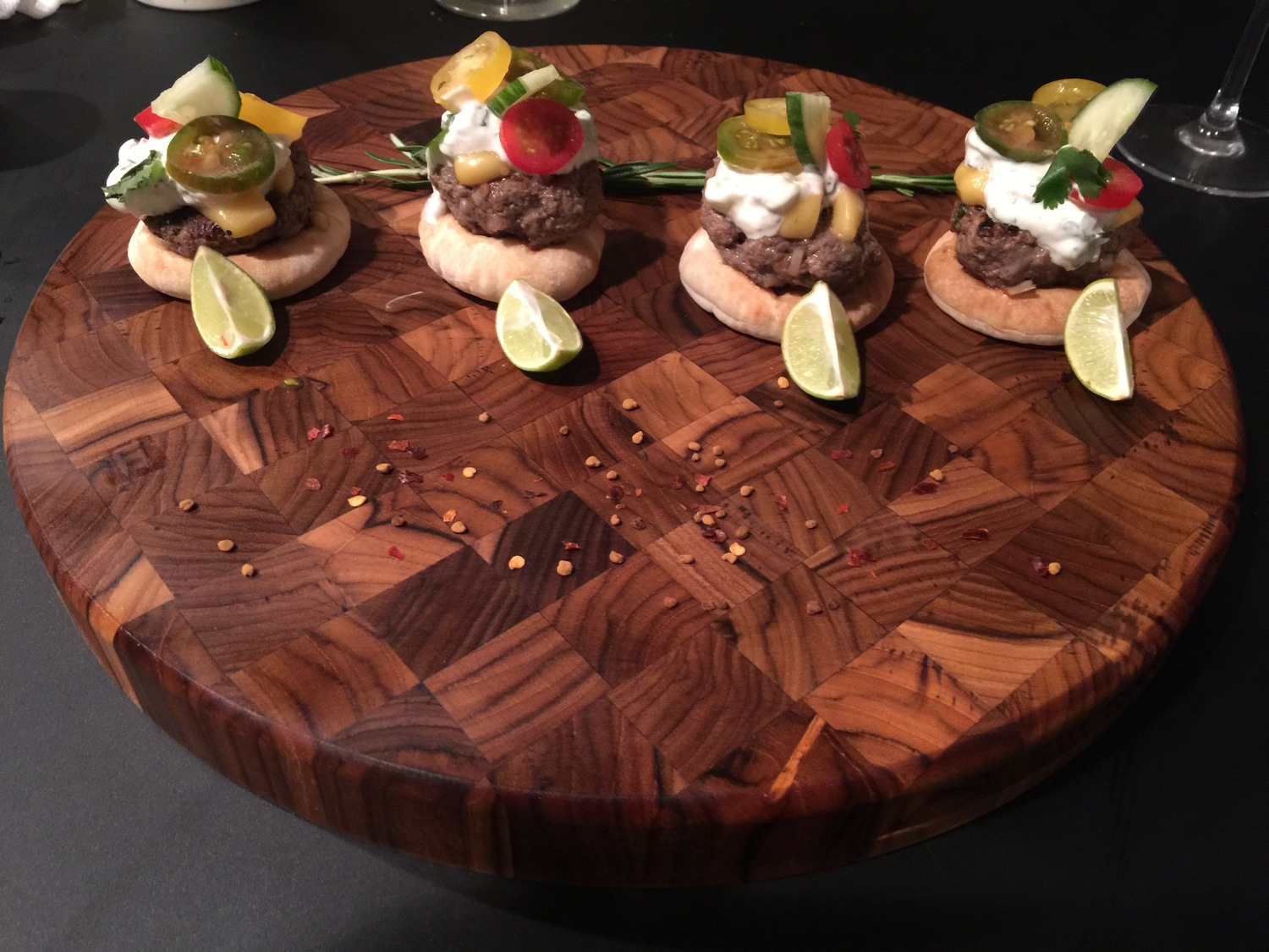 Catering At Chefs Table - Chef's table catering