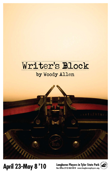 Writer's Block by Woody Allen