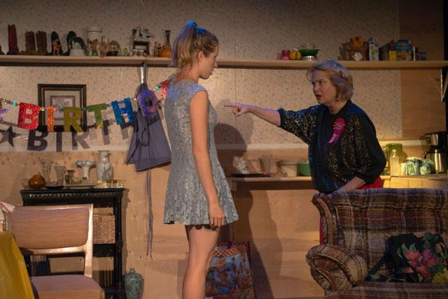 Bernie, Angel Food Cake , Strange Sun Theatre (with Lisa Kitchens)