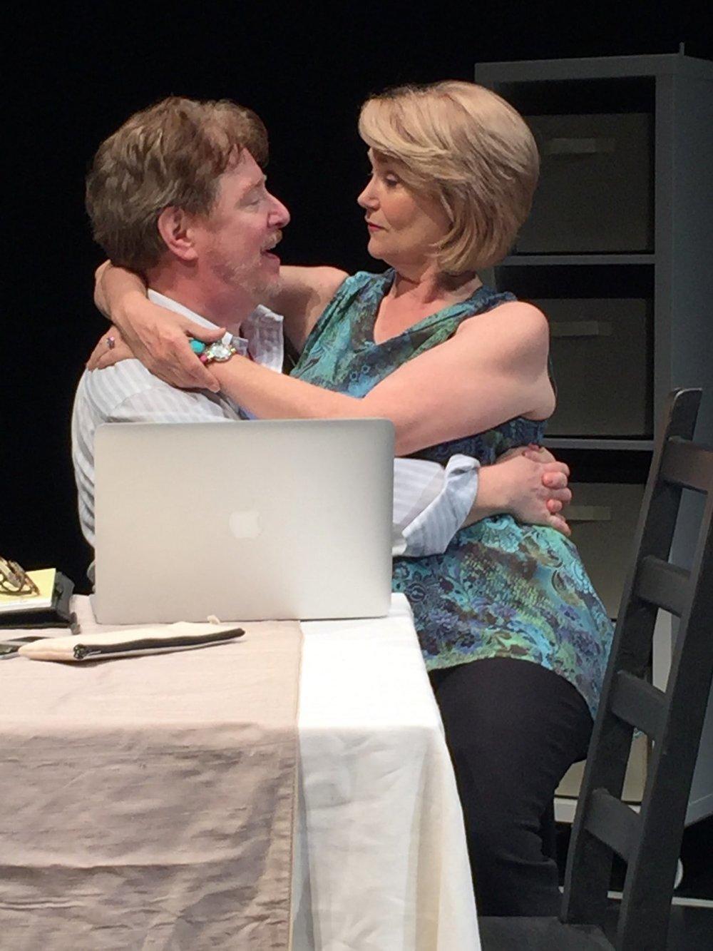 Linda,  Bone on Bone , Broadway Bound Theatre Festival