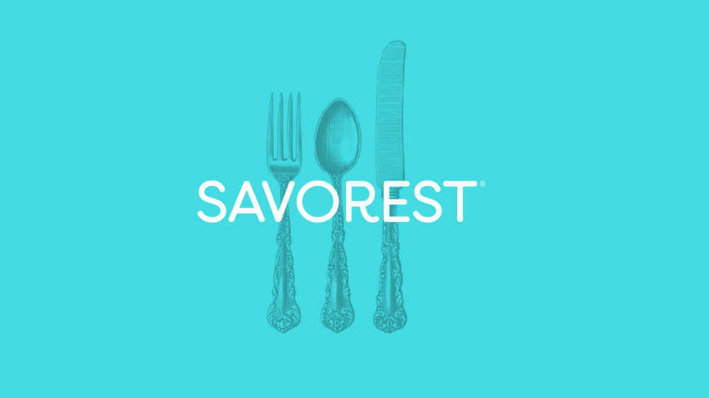 savorest brand design