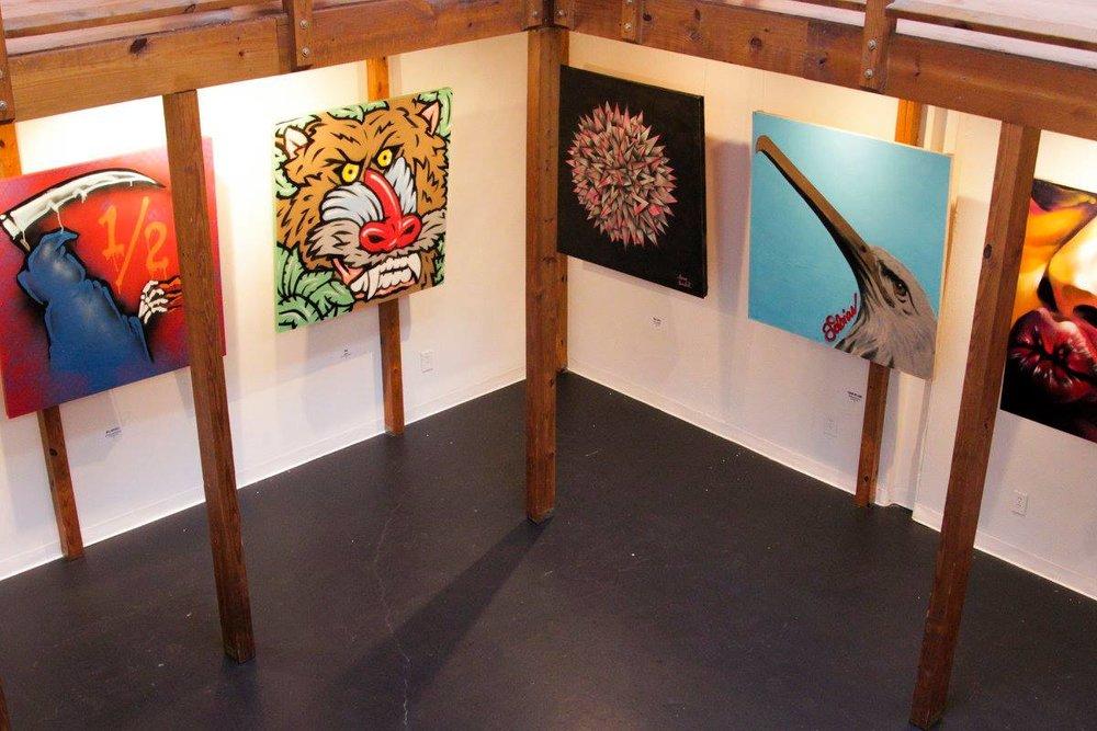 facet gallery atlanta tindel