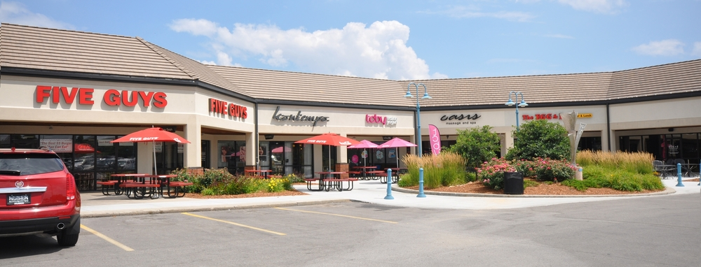 Linden Market Shopping Center