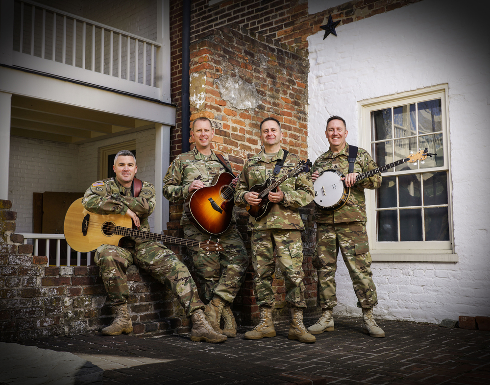 The Six String Soldiers bring patriotism and pride to a whole new pitch and they're coming to Maine for the Rally at Balsam Valley to help us Remember, Honor, and Teach.